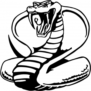 King Cobra Decal Animals car-window-decals-stickers