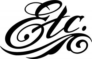 Ect. Swirly Business car-window-decals-stickers