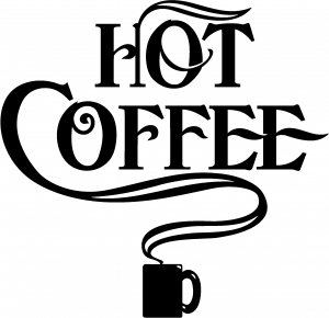 Hot Coffee Cafe Diner