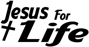 Jesus For Life Christian car-window-decals-stickers