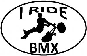 I Ride BMX