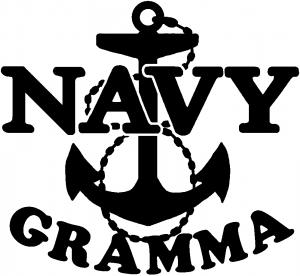 Navy Gramma