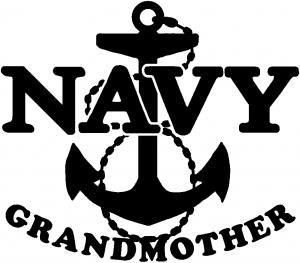 Navy Grandmother