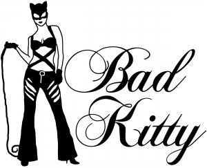 Cat Woman Bad Kitty