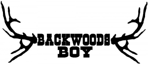 Backwoods Boy Car Or Truck Window Decal Sticker Rad Dezigns - Country boy decals for trucks