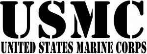 USMC United States Marine Corps Military car-window-decals-stickers