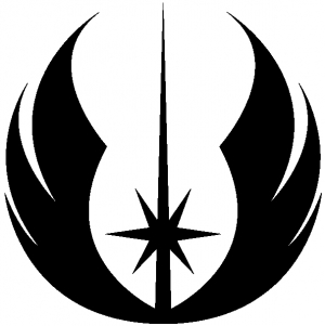 Jedi Knight Symbol Tattoo Star Wars Jedi ...