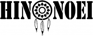 Hinonoei With Dreamcatcher Western car-window-decals-stickers