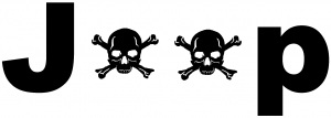 Jeep Skull Crossbones