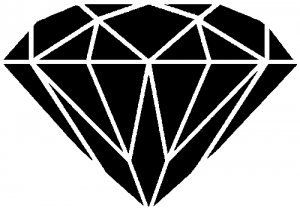 Diamond Girlie car-window-decals-stickers