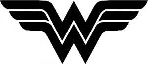 Wonder Woman Symbol Logo