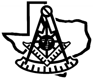 Texas Masonic Past Master 2 Other car-window-decals-stickers