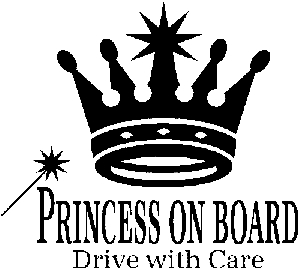 Princess on Board Drive w Care