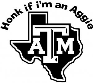 Honk if im an Aggie