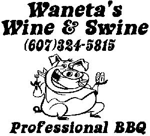 Wanetas Professional BBQ