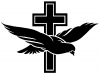 Dove With Cross