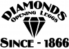 Funny Diamonds Funny car-window-decals-stickers