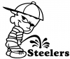 Pee on Steelers