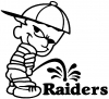 Pee On Raiders