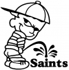 Pee On Saints