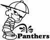 Pee On Panthers