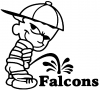 Pee On Falcons