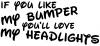 Like My Bumper