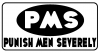 PMS Funny car-window-decals-stickers