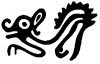 Native American Tribal Animal Tribal car-window-decals-stickers