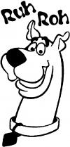 Scooby Doo Ruh Roh