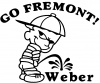 GO FREMONT! Pee On Weber