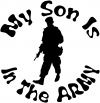 My Son Is In The ARMY