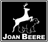 Joan Beere Decal Hunting And Fishing car-window-decals-stickers