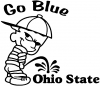 Go Blue Pee On Ohio State