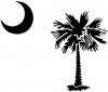 Palmetto Decal