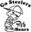 Go Steelers Pee On Bears