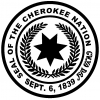 Seal of the Cherokee Nation Decal