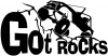 Got Rocks Off Road Decal