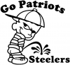 Go Patriots Pee On Steelers