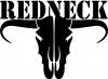 Redneck Longhorn Skull