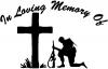 In loving Memory Troop At Cross