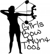 Girls Bow Hunt Too Bowhunter
