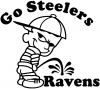 Go Steelers Pee On Ravens