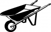 Contractor Landscape Wheelbarrow