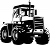 Logging Skidder Business Car Truck Window Wall Laptop Decal Sticker