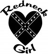Redneck Girl Rebel Heart