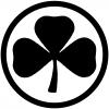 3 Leaf Clover Circle