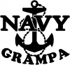 Navy Grampa