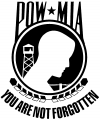 POW MIA Not Forgotten Open