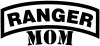Ranger Mom Military car-window-decals-stickers